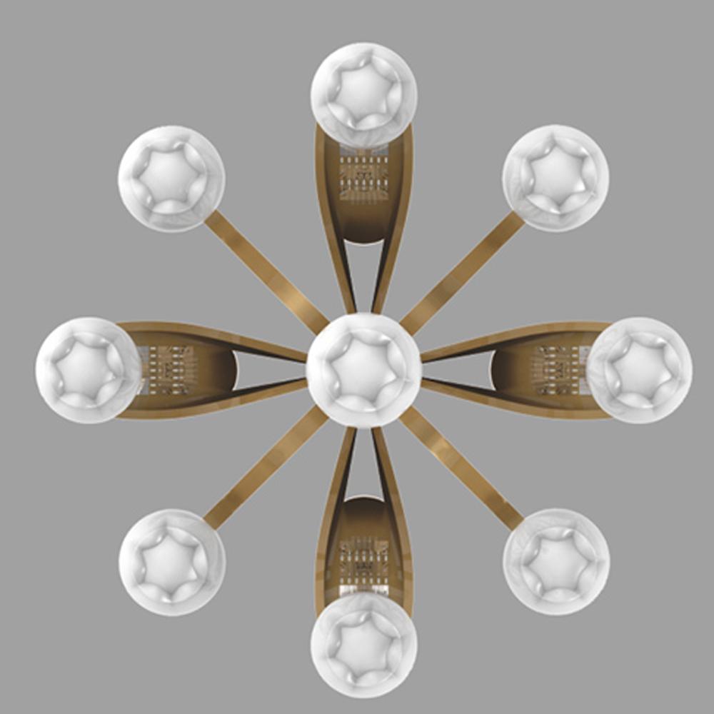 中华灯是一款极具中国特色,外观大方的多等头灯具。芙蓉中华灯是在传统中华灯的基础上进行了改良,保留其神韵,切加入新的元素,巧妙的运用花瓣的形式,实现了灯杆与灯头的实体连接; 该款灯可以在原有景观照明基础上,增加了功能照明,使功能照明和景观照明完美结合。可将LED光源巧妙的配置于户外文化定制灯具中,替代传统钠灯及节能灯光源,使用革命性创新,在不影响使用及美观的情况下,降低该类装饰性景观路灯的功率密度,切可在杆体内侧加装华体单灯智能照明管理系统。