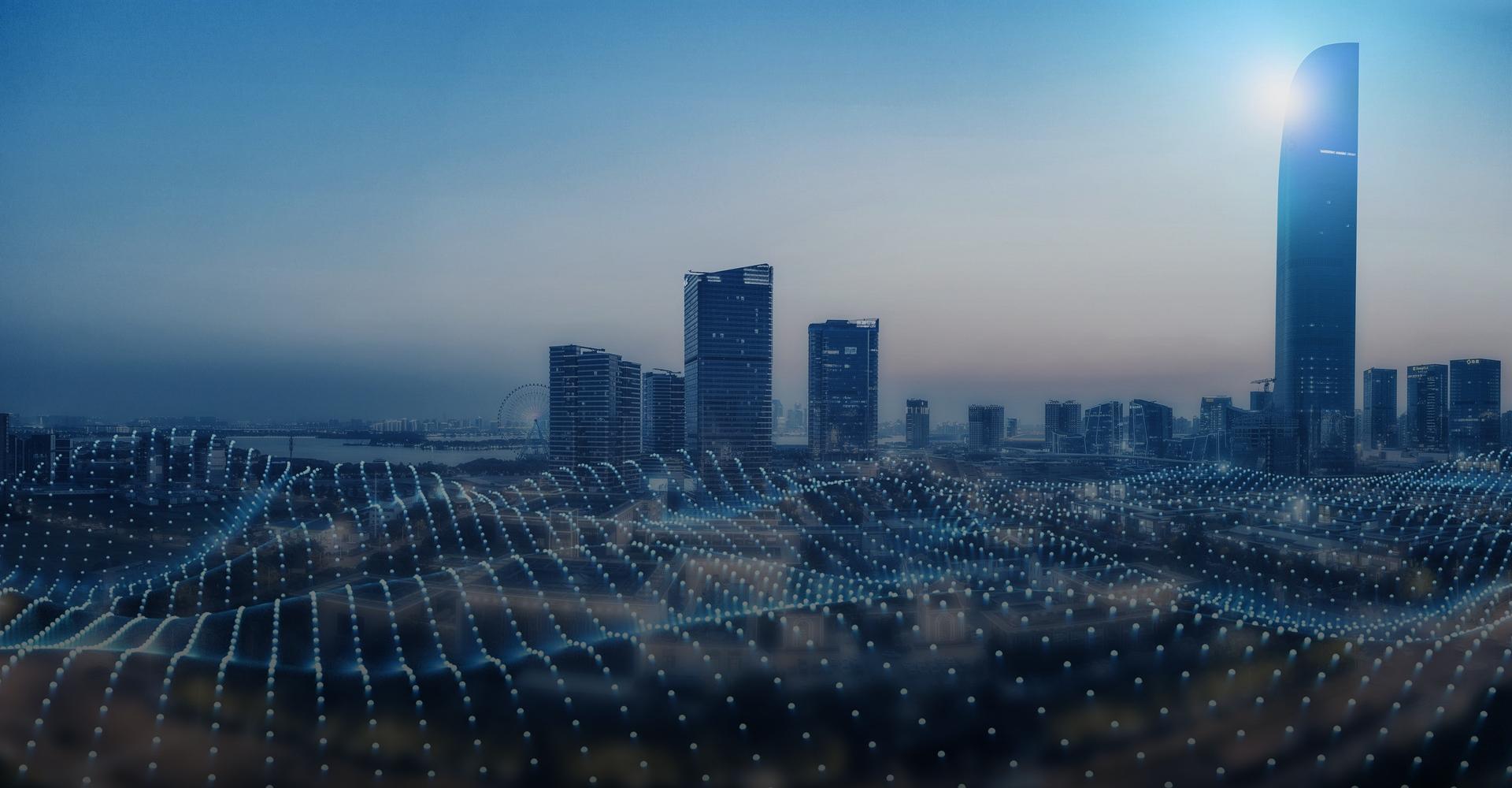 城市家具物联网 智联未来城市